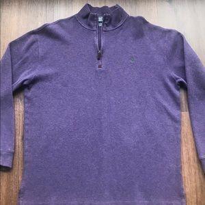 POLO Ralph Lauren LT 1/4 Zip Pullover Sweater